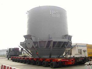 Каким правилам подчиняется перевозка крупногабаритных и тяжеловесных грузов